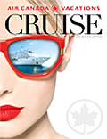 AIR CANADA VACATIONS RELEASES 2013-14 CRUISE BROCHURE